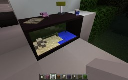 Insta-realistic decorations *sample* Minecraft Map & Project