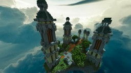 Sky Heaven Minecraft Map & Project
