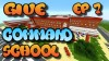 MINECRAFT COMMAND BLOCK SCHOOL EP: 7 - Give Tutorial 2018 Minecraft Project