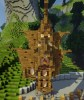mayssaa || Steampunk House v3 Minecraft Map & Project