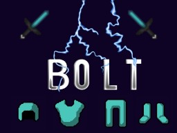 BOLT Pack 1.8 - 1.12.2 Minecraft Texture Pack