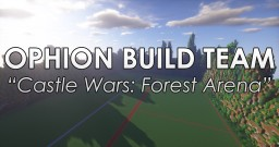 Castle Wars: Forest Arena Minecraft Project
