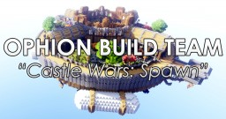 Castle Wars: Spawn Minecraft Project