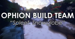 Spleef: Snowglobe Minecraft Map & Project