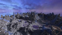 Arctic Empire Minecraft Map & Project