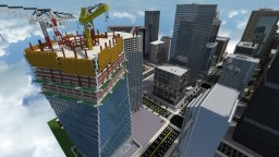 Parkway City Project Minecraft Map & Project