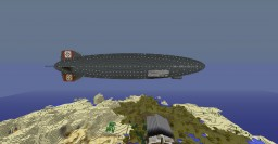 The Hindenburg Minecraft Map & Project