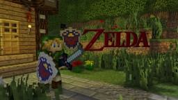 Zelda Minecraft Edition 1.8.9 version 0.1 Minecraft Map & Project