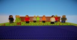 Lego [250x118] Minecraft Project