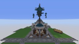 The Blue Tower Minecraft Map & Project