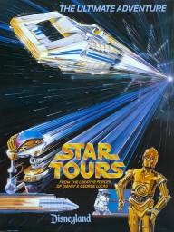 |STAR TOURS| Minecraft Replica Minecraft Project