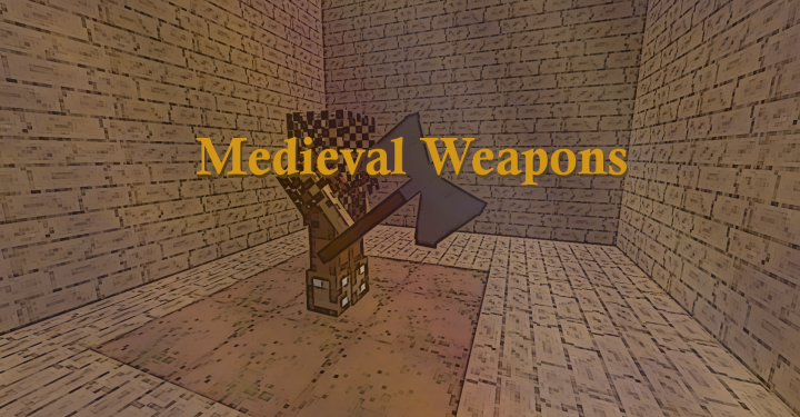 Popular Mod : Medieval Weapons
