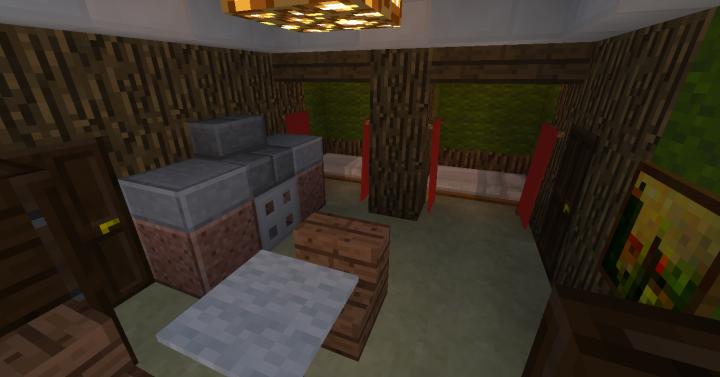 Luxus Cabin D