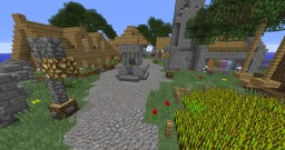 [PopularMMOS] Un-themed Hide and Seek Map for Pat! Minecraft Map & Project
