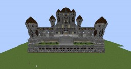 Factions CastleSpawn Minecraft Map & Project