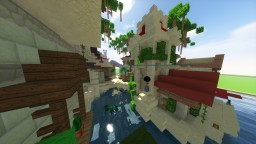 SandStone City Island Minecraft Project