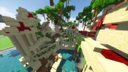 SandStone City Island Minecraft