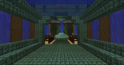Custom Tardis Interior v15! Minecraft Project