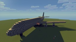 Airbus A380 Minecraft