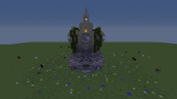 The Last Monument Minecraft Map & Project
