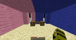 Lucky Block Race around The World! Minecraft Project
