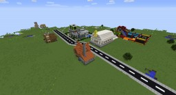 MrCrayfish Neighborhood Remake Minecraft