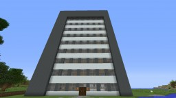 Parkville Apartments Minecraft Project