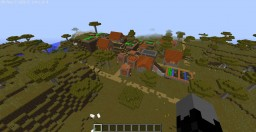 Good Spawn Seed Minecraft Project