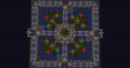 Rose Temple of Eternity Minecraft Map & Project