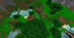 Goblin Village Minecraft Map & Project