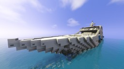Club Super Yacht Minecraft Project