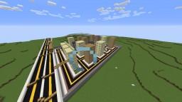 cityville Minecraft Map & Project