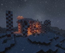 New year house Minecraft Map & Project