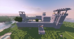 The Great Maximum Security Prison Minecraft Map & Project