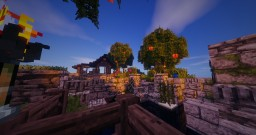 The Apple Farm + Timelapse Minecraft Project