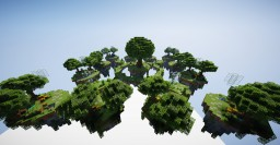 Skywars - Trees Minecraft Project