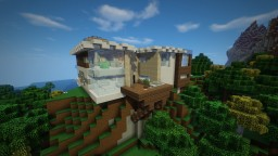 Modern House, Furniture mod needed Minecraft Project