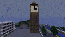 This Clocktower Is Custom By My Friend Doctor who minecraft sub to his channel and mine Tommy_Gaming_YT on youtube Minecraft Map & Project