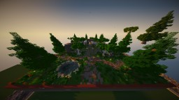 Minecraft Modern Survival Spawn (Download maybe come soon) Minecraft Map & Project