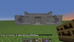THE DEVILS TEMPLE Minecraft Project