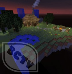 2018 Island Minecraft Project