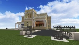 Small Mansion Minecraft Project