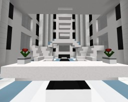 The hotel Minecraft Map & Project