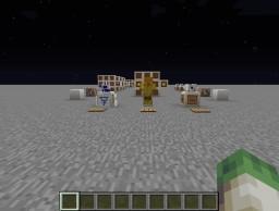 Star Wars Droids Minecraft Project