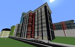 [Modern] Building 13 Minecraft Map & Project