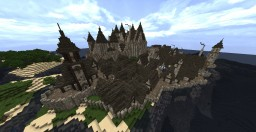 Medieval Themed World Project Minecraft