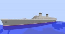 SS Sunshine Countess Minecraft Map & Project