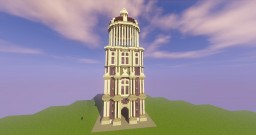 Tower of Wealth Minecraft Map & Project