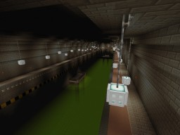 Underground base Minecraft