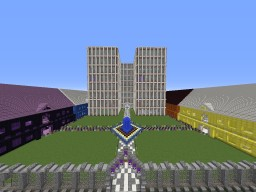 Wizard/ Fairy Academy Minecraft Map & Project